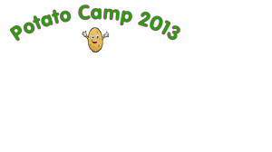 potato camp logo